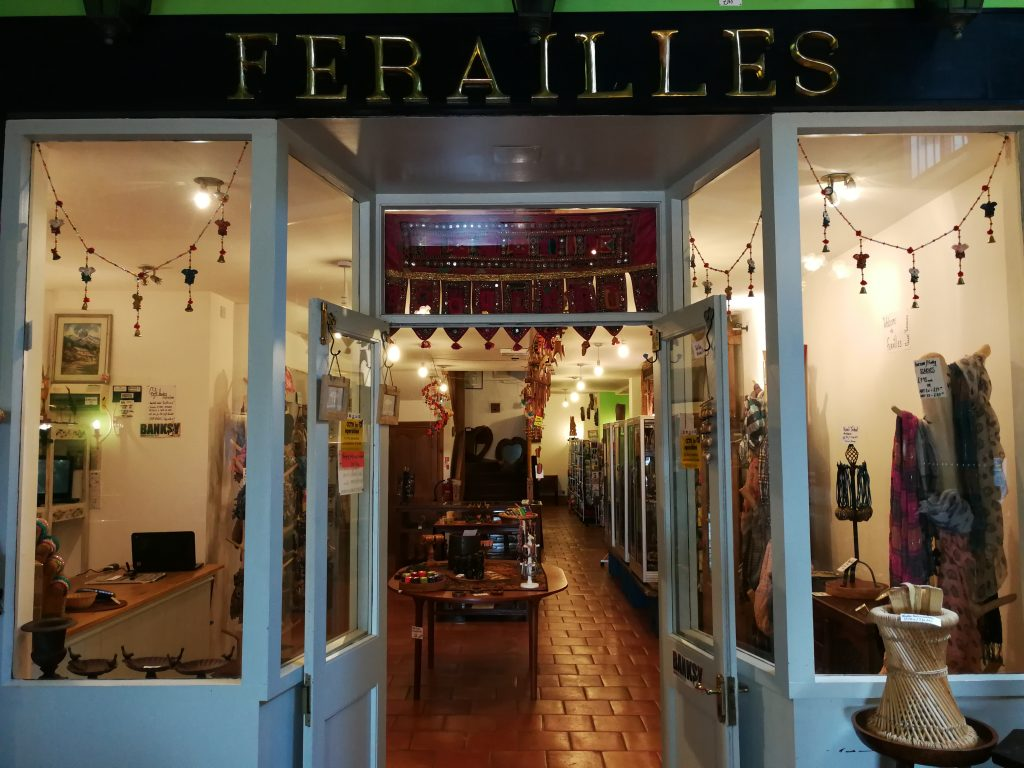 Ferailles of Great Yarmouth, Norfolk, UK.