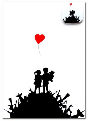Bombsite-Love-Banksy-Greeting-Cards-With-Badge