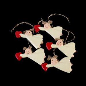Flying Heart Angels