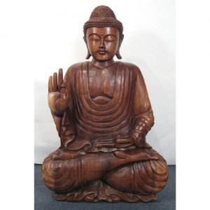 Meditating Buddha. Sitting. 100cm
