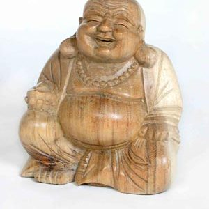 Chinese Lucky Laughing Buddha 20 cm Tall