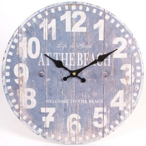 Life Is Good At The Beach - Wall Clock