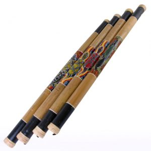 Rainstick - 1 Metre - Hand Decorated