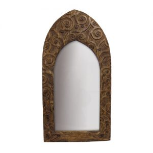 Tree Of Life - Gothic Arch Mirror - Small