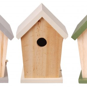 Blue Tit Bird House