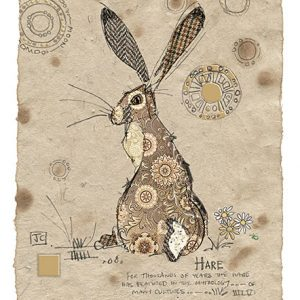brown-hare-greeting-card