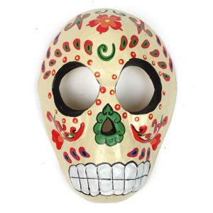 candy-skull-tribal-face-mask-cream