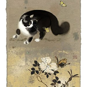 cat-butterflies-greeting-card
