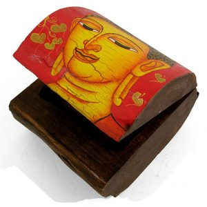 domed-buddha-chest-red-background-lid-up