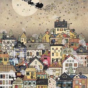 town-sleigh-christmas-card