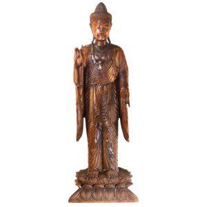 2-metre-standing-wooden-buddha-statue-xxl