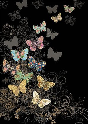 butterfly-flight-jewels-bug-art-cards