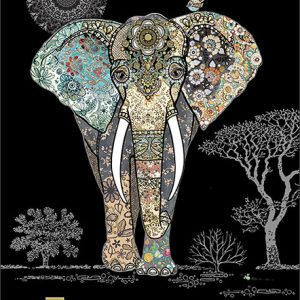 decorative-elephant-jewels-bug-art-cards