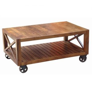 industrial-coffee-table-on-wheels-acacia