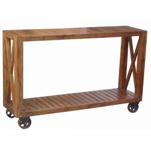 industrial-console-table-on-wheels-acacia