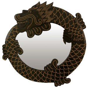 mythical-curled-dragon-mirror