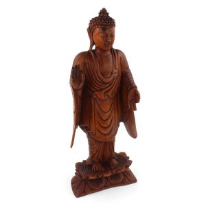 ornate-standing-wooden-buddha-medium