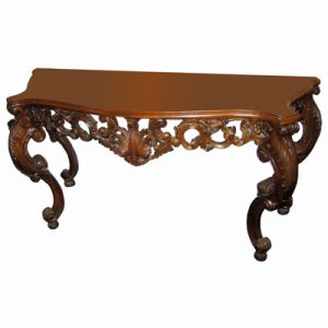 solid-mahogany-hall-console-table