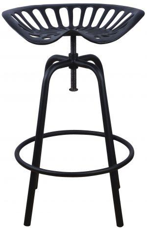 adjustable-tractor-stool-black