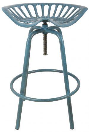 adjustable-tractor-stool-blue