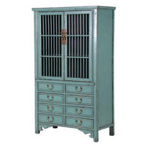 blue-painted-cupboard-2-door-10-drawer