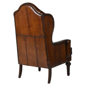 brown-leather-grandpa-armchair-rear-view