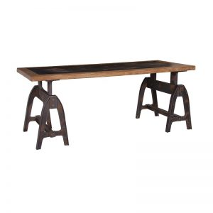Industrial Style 6.6x3 foot kitchen dining table