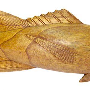 50cm Handcarved Tuna Fish