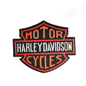 Harley Davidson Motorcycles Sign - Medium