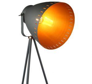 Film Set Tripod Floor Standing Lamp - Large 147 cm